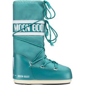 Moon Boot Nylon Støvler Damer, turkis